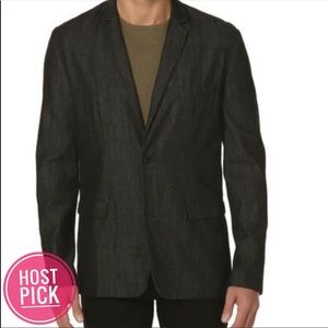 Structure Collection Olive Slim Fit Blazer NWT